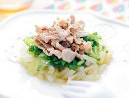 豚肉を使った幼児食レシピ