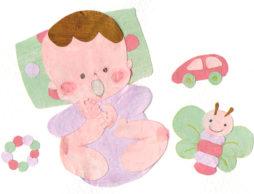 赤ちゃんのしぐさには、意味がある