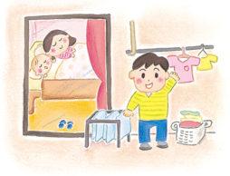 産後6週間がポイント 産褥期の過ごし方