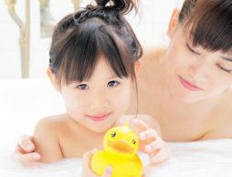 親子でお風呂を楽しむコツ