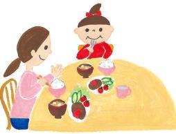 離乳食後期~幼児食期に必要な栄養と食材