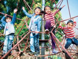 家族や友だちと一緒に!いつもの公園で春のミニ運動会