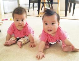 双子、三つ子…多胎児をどう育てる?
