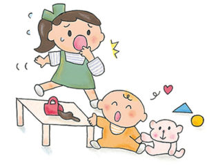 二重の対策が安心・安全につながる。家の中の事故を防ごう!