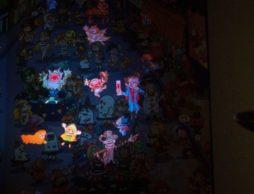 子どもが釘付け!話題のシリーズ第2弾『ブラックライトでさがせ!妖怪探偵世界旅行』発売