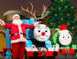 2018年クリスマスは、きかんしゃトーマス クリスマスコンサート「ソドー島のメリークリスマス」で楽しもう!