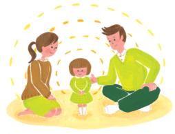 ひといちばい敏感な子の育て方、接し方