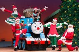 【30組60名様】親子で楽しめる!きかんしゃトーマスクリスマスコンサートへご招待♪
