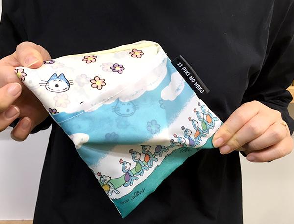 …これは使える!! 11ぴきのねこがマルチに大活躍♪  毎日使えるバッグ&ケース
