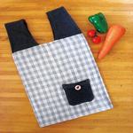 ママと子どもの服のリメイクで、キュートなエコバッグを作ろう!