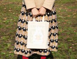 【キャンペーン終了】入園・入学のお祝いにぴったり!絵本ナビ限定「しろくまオリジナルトートバッグ」プレゼントキャンペーンのお知らせ