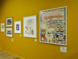 過去最大級の展覧会「ムーミン展 THE ART AND THE STORY」 東京・六本木で開催中