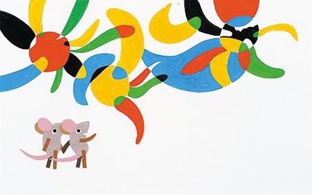 みんなのレオ・レオーニ展『スイミー』の原画来日!2019年7月13日から新宿で開催