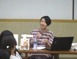 絵本ナビ編集長イソザキ登壇、小平市立図書館講演会「赤ちゃん絵本のパワー」レポート