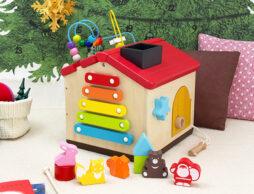 【クリスマス】<数量限定50セット>「森のわくわくハウス」にサンタさんがやってきた♪