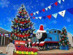 トーマスランド クリスマス2019@富士急ハイランド イベントやメニューをご紹介