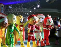 「横浜アンパンマンこどもミュージアム」クリスマスイベント11/8から開催!