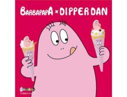 全国のDIPPER DANで『バーバパパ』が可愛すぎるクレープに変身!