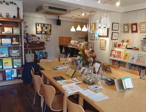 【子どもの本と出会うばしょ】鎌倉の絵本とうたのカフェ SONGBOOKCafe