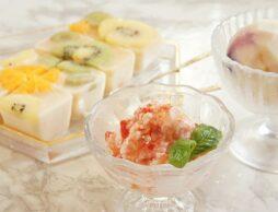 トマトが大好きになる!甘酒とヨーグルトの心も体も嬉しいアイス