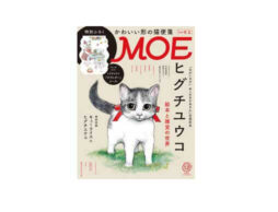 MOE2020年12月号発売!「ヒグチユウコ 絵本と雑貨の世界 」