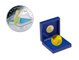星の王子さま フランス版発刊75周年記念コイン1/18(月)から予約開始