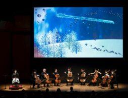 親子で楽しむ音楽と絵本コンサート『銀河鉄道の夜』