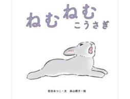 『ねむねむ こうさぎ』『こうさぎ ぽーん』2冊同時発売