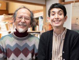 6月17日発売! 芸人・マンガ家の矢部太郎さんが、絵本作家の父を描く最新作『ぼくのお父さん』